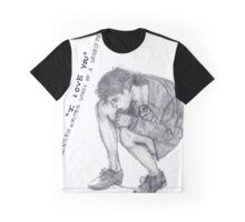 """""""I Love You"""" Graphic T-Shirt"""