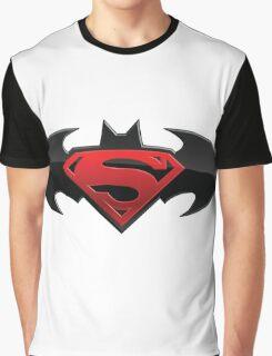 Super Batman Graphic T-Shirt