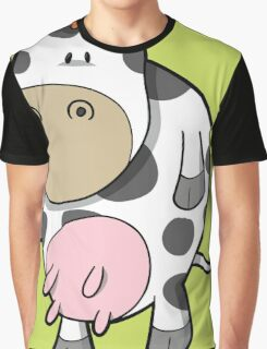 Sunny little cow Graphic T-Shirt