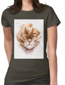 Kittee Womens Fitted T-Shirt