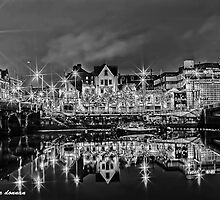 So Many Reflections Belfast by peter donnan