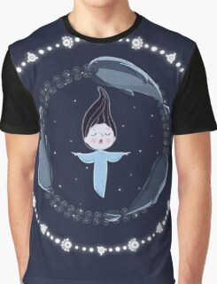 Song of the Sea - Selkie and seals Graphic T-Shirt