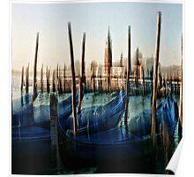 Venice, San Giorgio Maggiore Poster