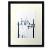 Salute, Venezia Framed Print