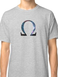 Omega Greek Letter Classic T-Shirt