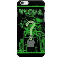 Nygma Graffiti iPhone Case/Skin