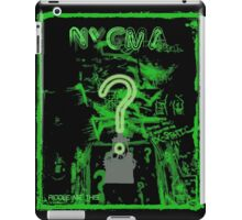 Nygma Graffiti iPad Case/Skin