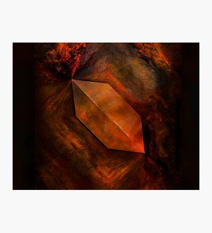 Space Diamond Photographic Print