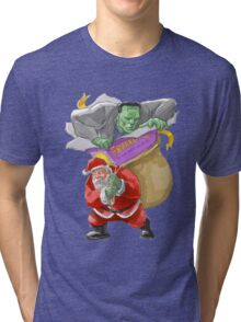 All I Want For Christmas Is A Misunderstood Monster Tri-blend T-Shirt