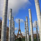 Pillars in Paris by BlackhawkRogue
