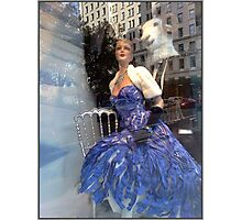 Party Dress Photographic Print