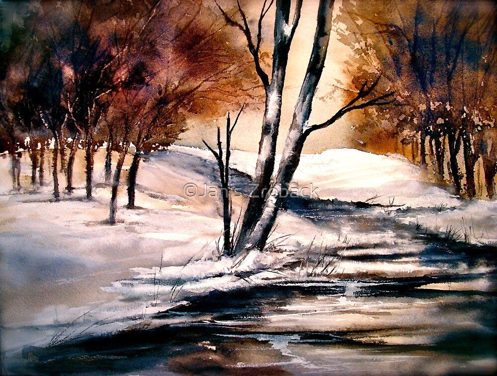 Winter's Innocence... by ©Janis Zroback