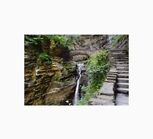 Central Cascade in Glen Cathedral Unisex T-Shirt