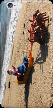 iPhone Case: Ho, ho, ho! by garigots