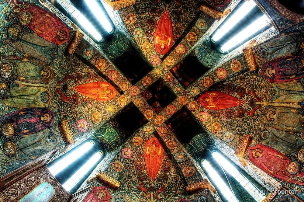 Watts Chapel, Compton by Guy Carpenter