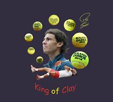 King of Clay Unisex T-Shirt