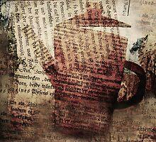 Coffee pot collage by lamadeart