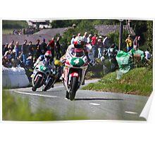 Barry Davidson - Skerries 100 Poster