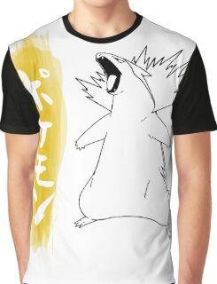 Typhlosion Graphic T-Shirt