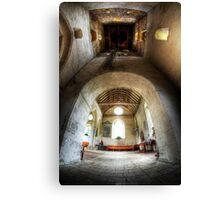 Albury Church in Multiple Planes Canvas Print