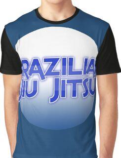 Brazilian Jiu Jitsu Graphic T-Shirt