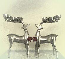 Deer Love by Jenifer Wallis
