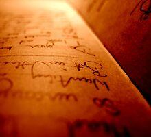 scribe by davrberts