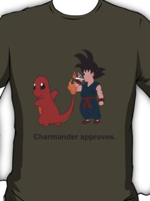Charmander Approves T-Shirt