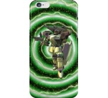 Mecha From Another World iPhone Case/Skin