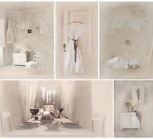 Collage Romantique by lamadeart