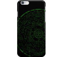 Magic Sigil iPhone Case/Skin