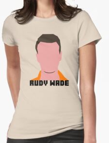 Rudy Wade Womens Fitted T-Shirt