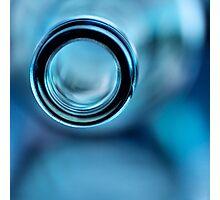 Empty Blue.... Photographic Print