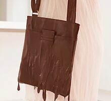 Chocolate Handbag by Andrew Bret Wallis
