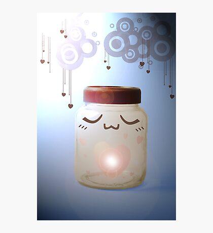 Jar of Love  Photographic Print