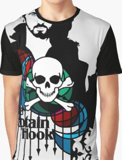 Shadows The Captain Hook Graphic T-Shirt
