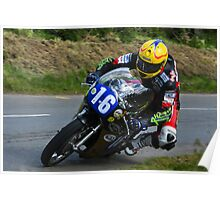 John Burrows - Tandragee 100 Poster