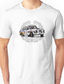 'Rothmans' Ford Escort Mark 2 BDA Cosworth T-Shirt Ver.2 T-Shirt