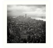 New York City Nostalgia Art Print