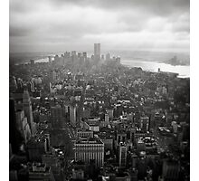 New York City Nostalgia Photographic Print