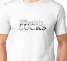 Soberiety Sucks Unisex T-Shirt