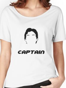 Captain Women's Relaxed Fit T-Shirt