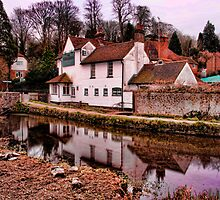 Loose - The Chequers Inn  by Dave Godden