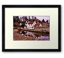 Loose - The Chequers Inn  Framed Print