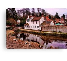 Loose - The Chequers Inn  Canvas Print