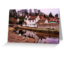 Loose - The Chequers Inn  Greeting Card