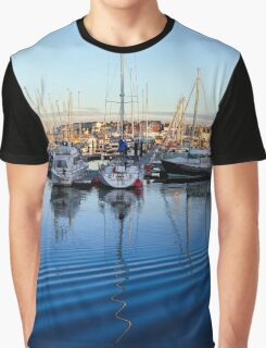 Ripples (Please Enlarge) Graphic T-Shirt