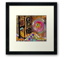 H is for HOPE Framed Print