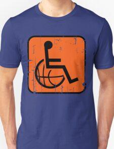 Handicapable Sports: Basketball T-Shirt