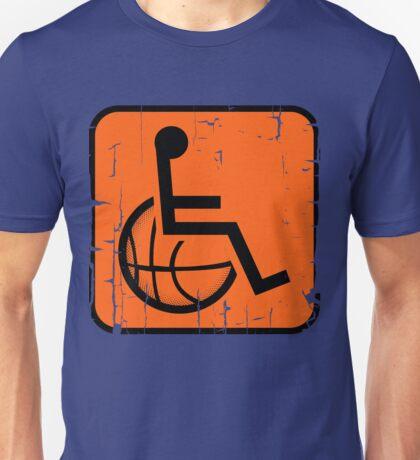 Handicapable Sports: Basketball Unisex T-Shirt